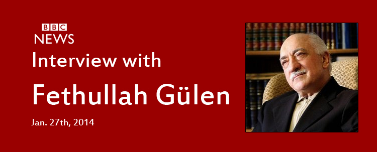 BBC Interview with Fethullah Gulen